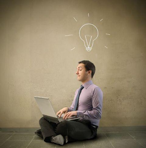 Empreendedor com nova idéia