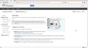 Google Page Speed - CETEFI antes