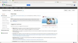 Google Page Speed - CETEFI depois